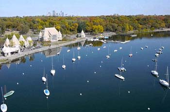 Lake Harriet boats