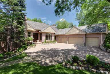 Eden Prairie luxury home