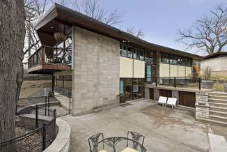 Architect Carl Graffunder luxury home