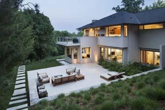Architect Charles Stinson luxury home